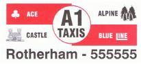 A1 taxis Rotherham